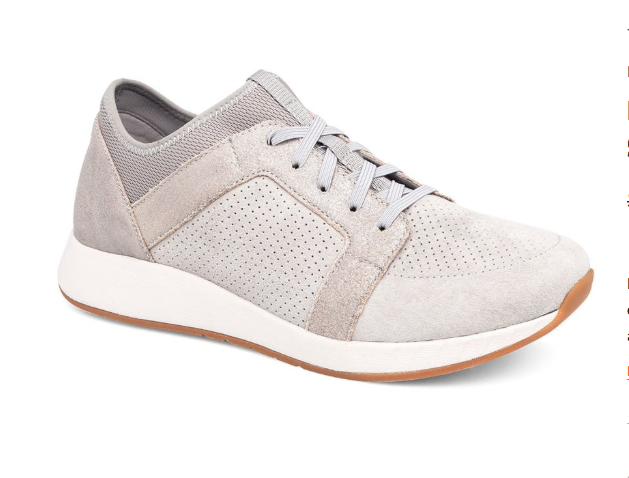 Dansko colette light grey suede 4255-240324 size 37