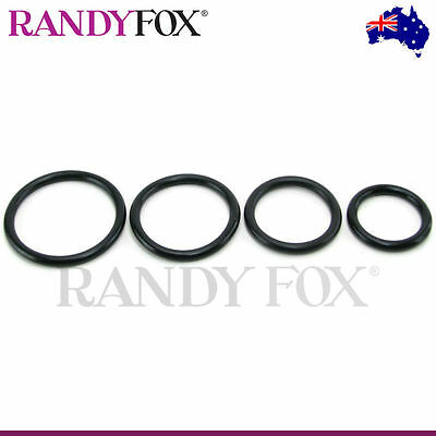Health Care New Sportsheets Oring 4 Pack Cock Ring Fantasy, Fetish & Accessories