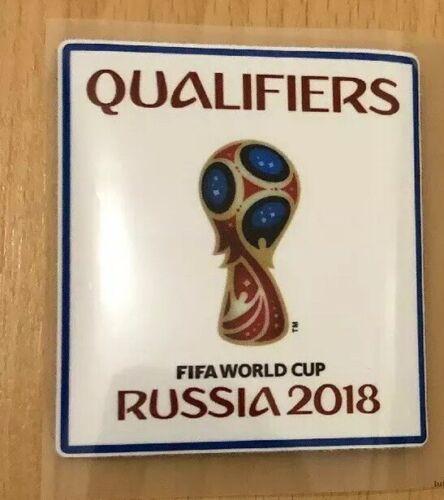 Qualifiers Kit Patch FIFA World Cup 2018 Coupe Du Monde France