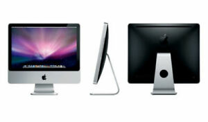 "Apple Imac 8,1 A1224 20"" 2008 Core 2 Duo Osx 10.11 El Capitan Apple Desktops & All-in-ones"