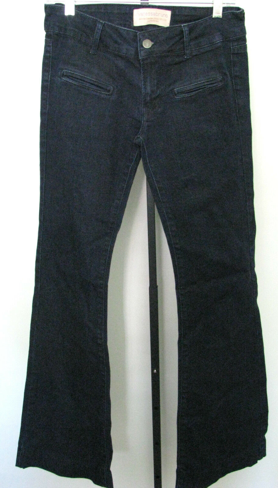 VANESSA BRUNO LIMITED EDITION 2011  12 La Redoute Boot Cut bluee Jeans Size US 4