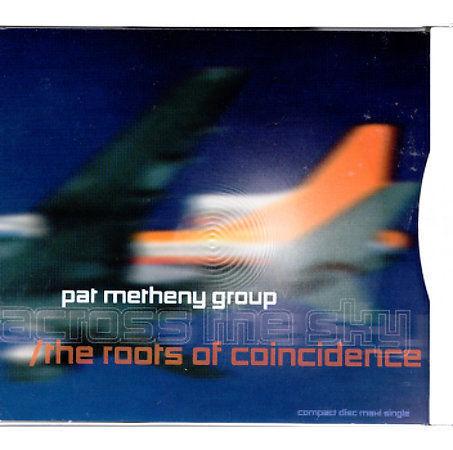 Across The Sky Single By Pat Metheny Cd Aug 1998 Warner Bros For Sale Online Ebay