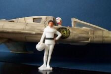 buck rogers custom 1/35 scale standing female starfighter pilot