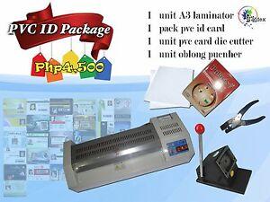PVC-ID-Making-package