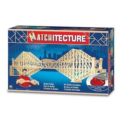 Matchitecture Mississippi Boat Matchstick Kit Microbeam Model Craft Kit