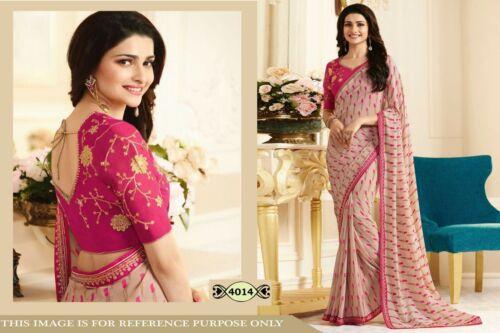 Traditional Indian Pakistani Saree Party Wear Bolly Wood Stylish Sari NX4014