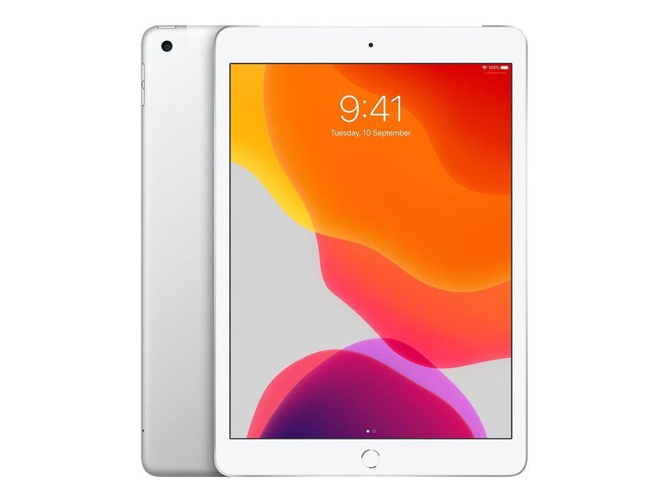 "Apple iPad 2019 10.2"" Wi-Fi 32GB Sølv"