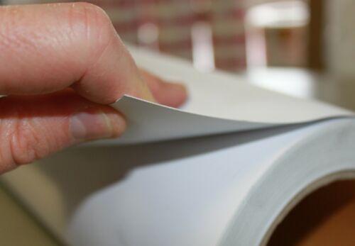 "Matte Inkjet Banner for Aqueous HP Designjet Aqueous Ink Printers 42/"" x 75/' feet"