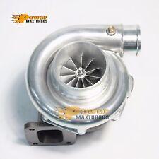 T72 Universal Performance Billet Turbo 081 P Trim T4 Turbine 3 V Band Exhaust