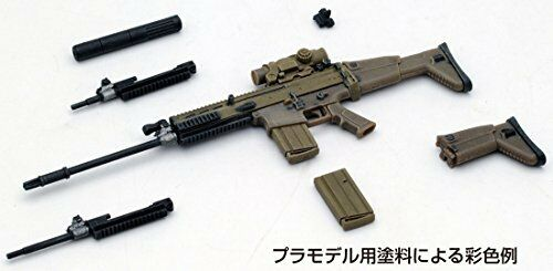 La003 Scar-H Modèle PLASTIQUE Nouveau de Japon Tomytec 1//12 Little Armory