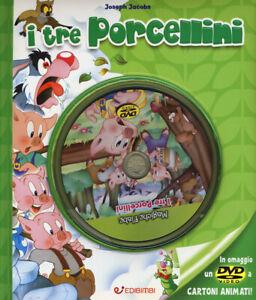 I-tre-porcellini-Ediz-illustrata-Con-DVD