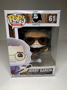 Funko Pop Vinyl Jerry Garcia Figure #61