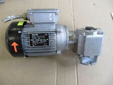 Rexroth Getriebemotor i:15, 3842532421 230V / 400V 0,25KW 1310/1615 U/min.