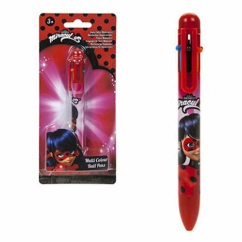 Miraculous Ladybug 6 in 1 Colour Multi Pen Back To school Gift