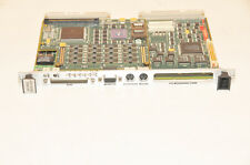 Motorola MVME-1603   01-W3074F-01B  VME Board w/  01-W3018F-01C Daughtercard