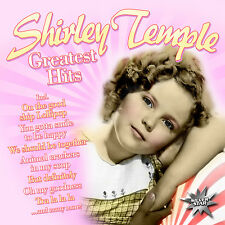 CD Shirley Temple Greatest Hits incl. On The Good Ship Lollipop
