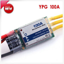 YPG 100A ESC (2~6S) SBEC Brushless Speed Controller For RC Helicopter