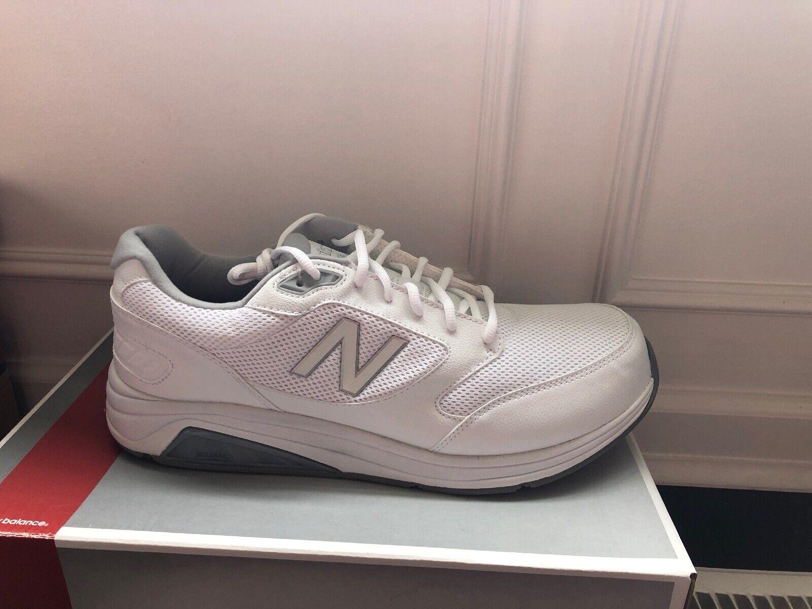 Para hombres Zapatos para Caminar New Balance 928v2 MW928WM2 blancoo 13 2E Hecho en EE. UU. nuevo