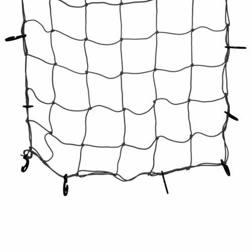 Gepäck netz Trennetz Kofferraumnetz elastisch  Spannhaken 183 x 244 cm 915039