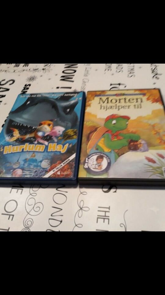 Diverse, DVD, familiefilm