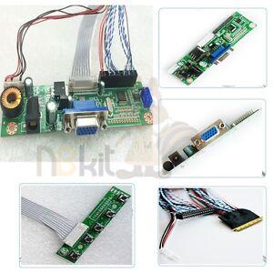 B101AW02-B101AW03-B101AW06-V-0-V-1-B101AW07-screen-VGA-controller-board-KIT