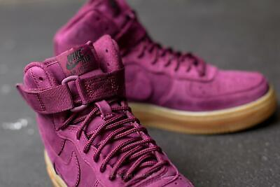 NIKE AIR FORCE 1 HIGH GIRLS WOMENS SHOES TRAINERS BOOTS WB GS UK 5 EUR 38 3877416650269 | eBay