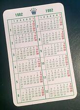 1982 Vintage ROLEX Calendar Explorer 16800 1675 1655 5500 6263 5513 6265 OEM