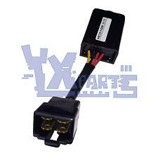 Glow Plug Timer Relay 128300 77920 Hc0108 For Yanmar Engine Excavator Parts