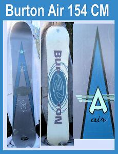 Snowboard-Burton-Vintage-Burton-Air-5-1-Made-In-Canada-154-CM-in-San-Diego-Blue