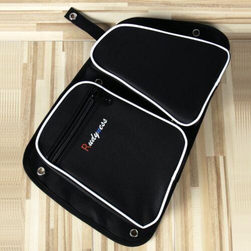 1Pair Rear Door Bag with Knee Pad For 2015-2017 Polaris RZR XP 1000 4 900