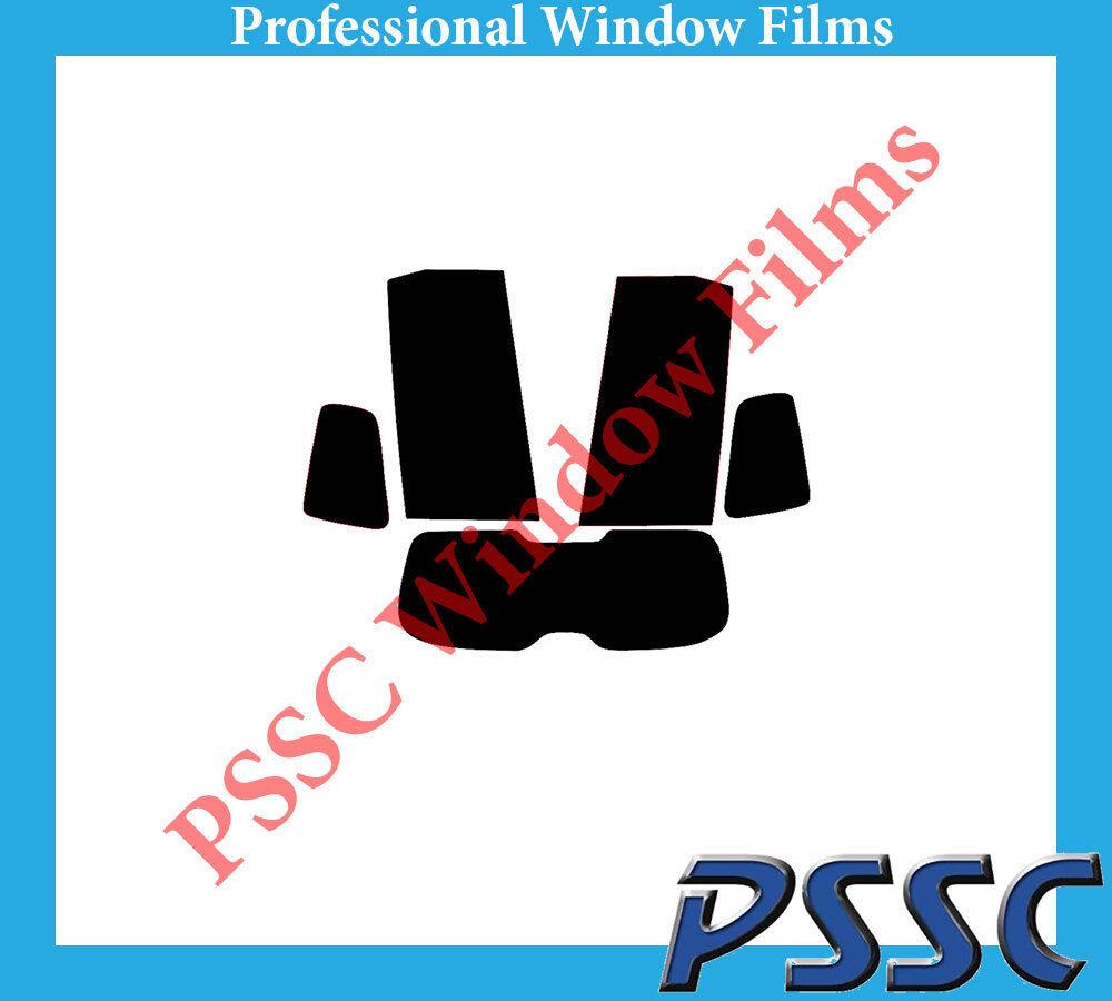 PSSC Pre Cut Rear Car Window Films - Chevy Orlando 2011 to 2016