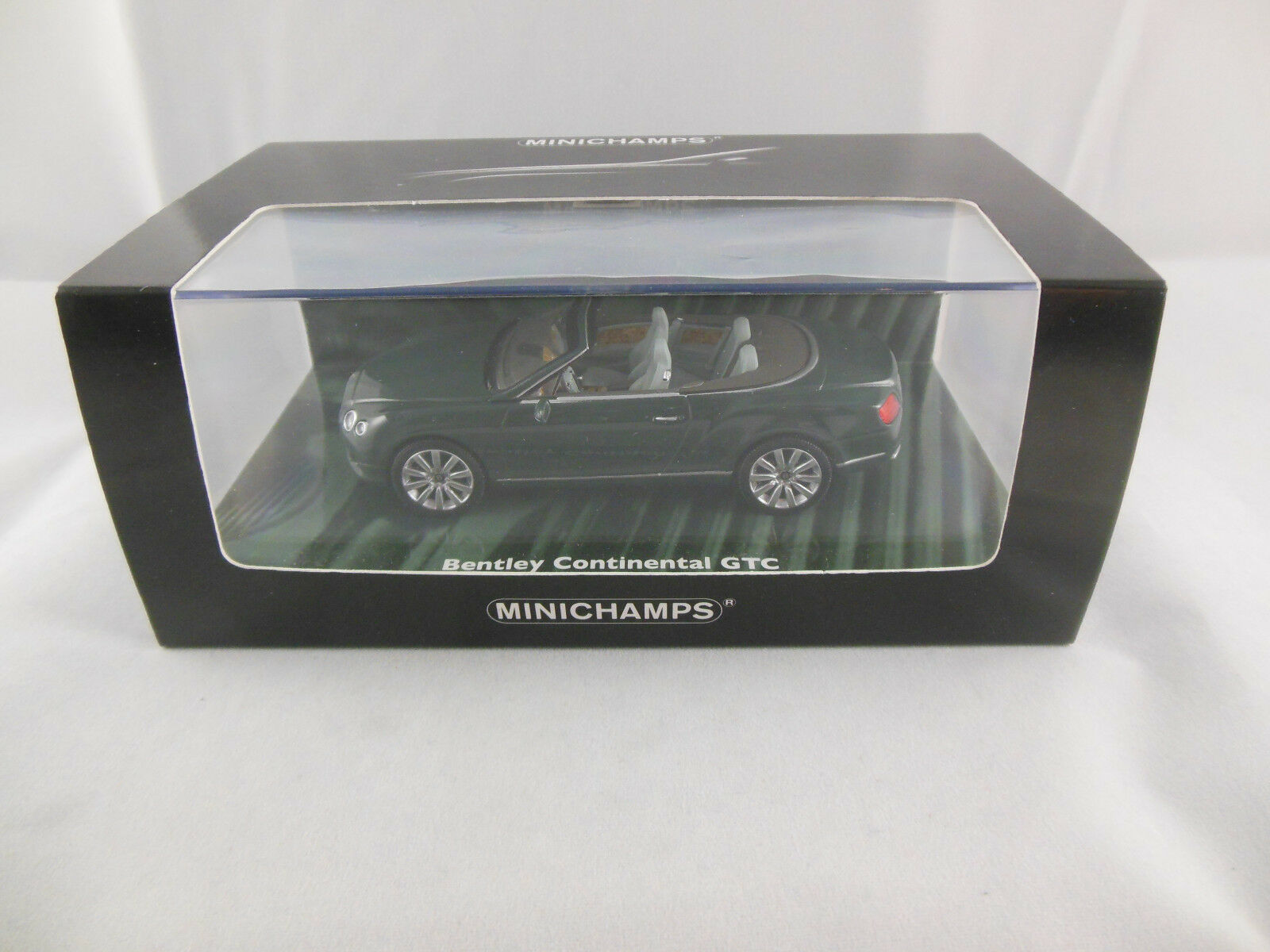 autentico en linea Minichamps 436 139060 139060 139060 2011 Bentley Continental GTC en verde Escala 1 43  80% de descuento