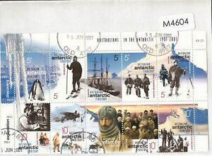 M4604sbs-Australia-Antarctic-Territory-2001-Block-of-10-Stamps-VFU