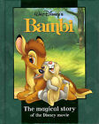 Disney Magical Story:  Bambi by Parragon Plus (Hardback, 2006)