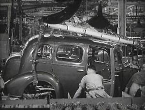 Master Hands Chevrolet Assembly Line Plant Vintage 1930s Films Dvd Ebay