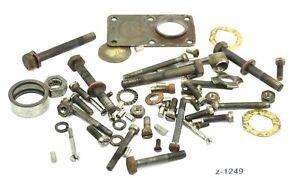 DKW-KS-200-Bj-1940-Engine-screws-remains-small-parts-engine