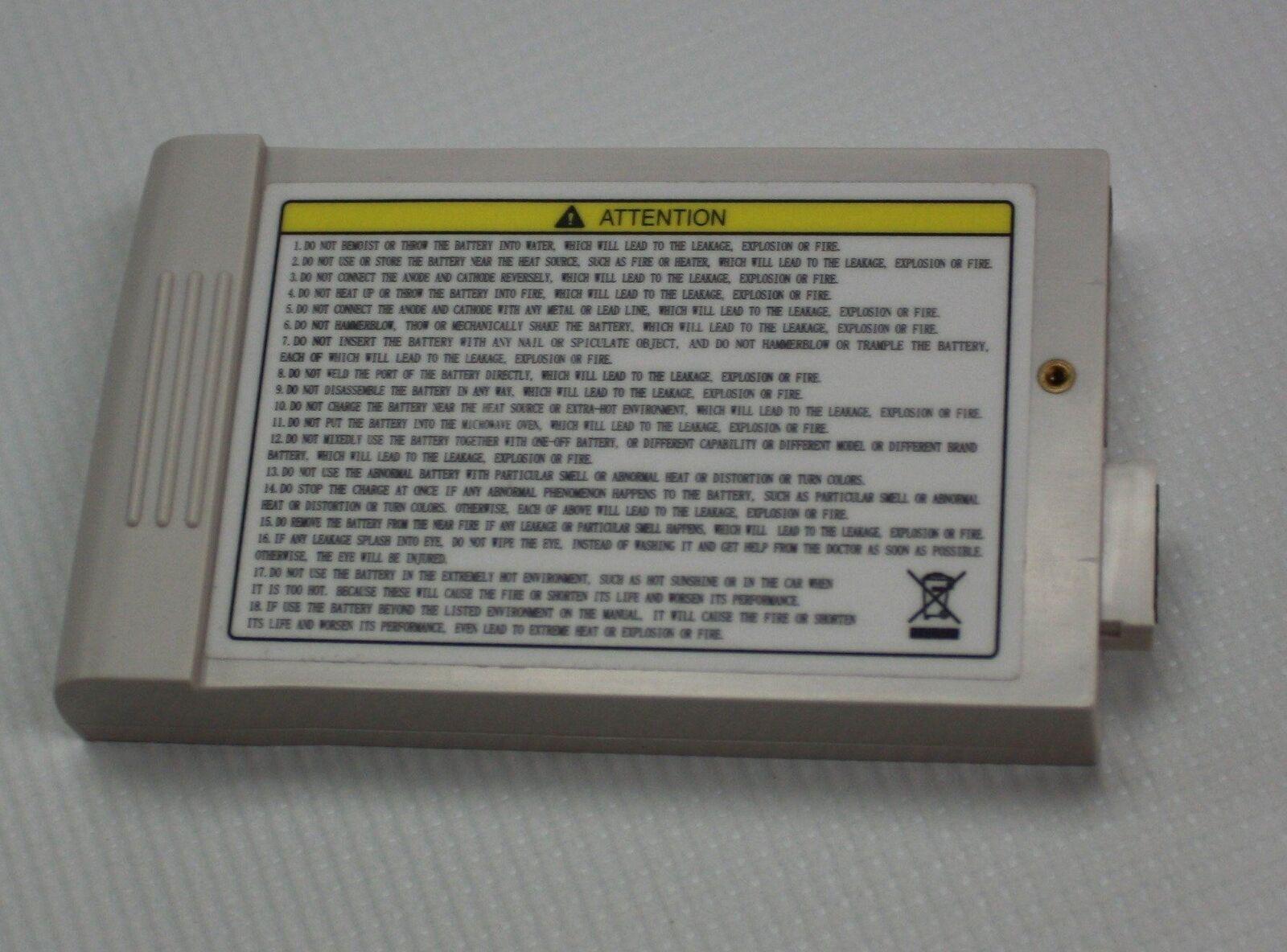 Batterier för handdatorer Ultraljud