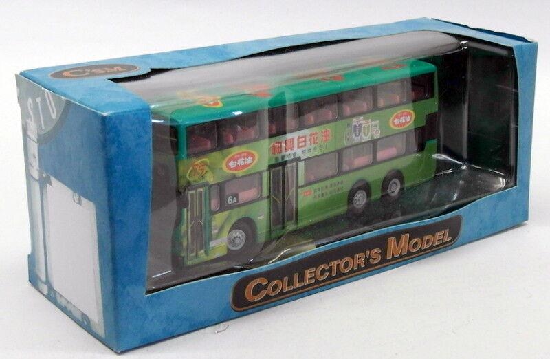 Collector's Model c'SM 1 76 scale dgr2204-Dennis Dragon-Hong Kong bus r6a