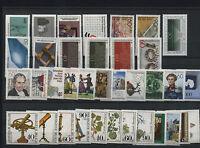 Bund BRD Jahrgang 1981 postfrisch ** MNH komplett weitere siehe mein Shop (H)