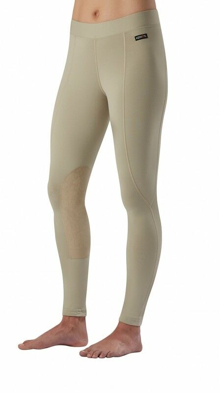 Kerrits Flow Rise  Performance Riding Tights   Breeches - Ladies - TAN  official quality