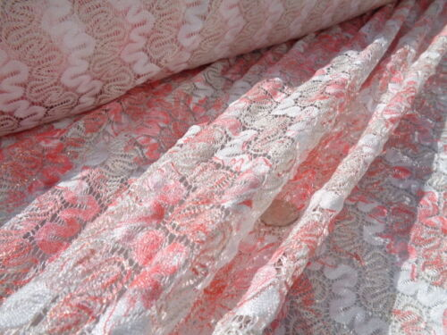 Crochet Lace /'Odanda/', sewing per metre dress fabric