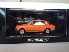 MINICHAMPS 1:43 BMW 2000 Tii Touring 1972 400021110