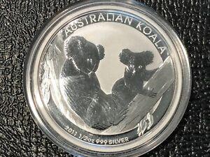 2021 Australian Koala 1 oz 999 Silver Bullion Coin
