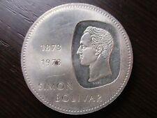 VENEZUELA 10 BOLIVARES 1973