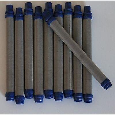 10x Filter Pistolenfilter Airless #150 mesh blau 10 St. NEU für Wagner Pistolen
