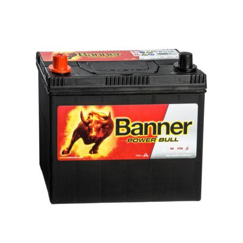 Banner POWER BULL 12V 45 Ah P4524 Batterie Autobatterie Starterbatterie
