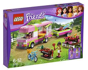 günstig kaufen LEGO Friends Abenteuer Wohnmobil 3184