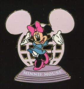 WDW-Walt-Disney-World-Resort-Ear-Globe-Minnie-LE-3500-Disney-Pin-69781