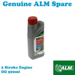 Details about McCulloch Chainsaw Lawnmower Strimmer 2 Stroke Engine Oil  500ml