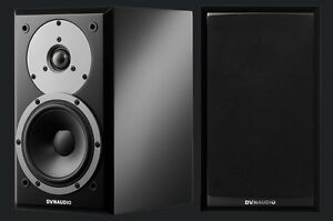 DYNAUDIO-EMIT-M10-BLACK-SATIN-NEW-PAIR-150W-RMS-AWARDS-TEST-WINNER-WARRANTY